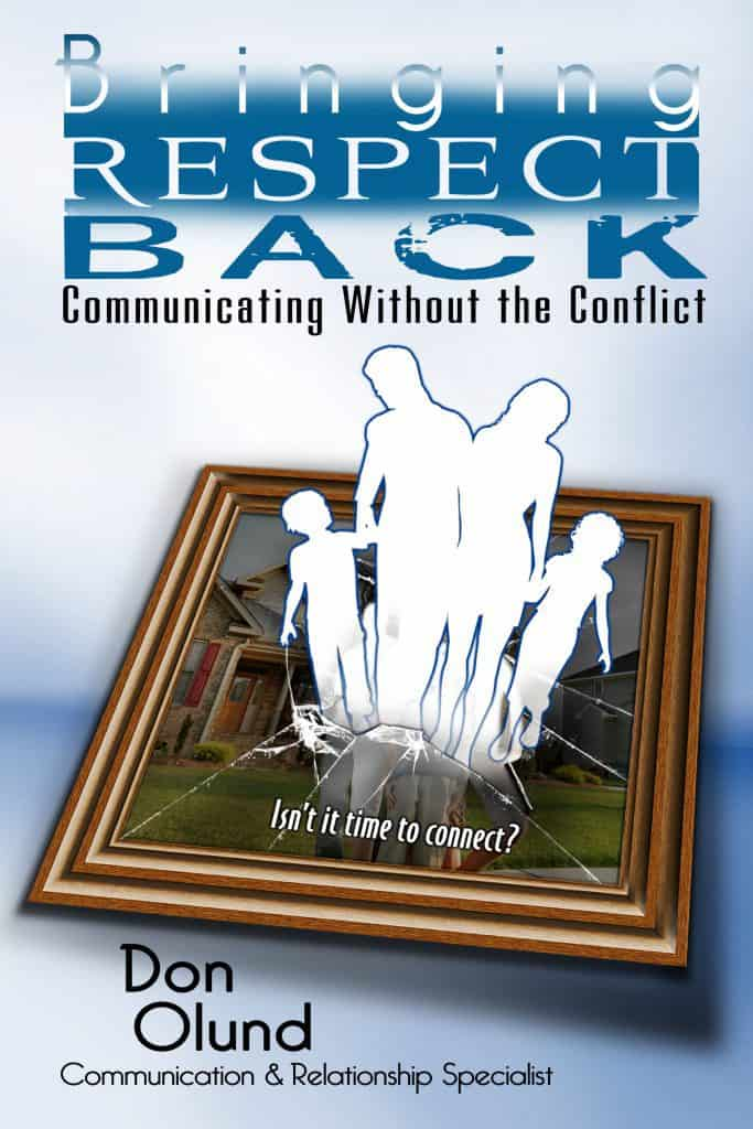 Bringing Respect Back Book by Don Olund